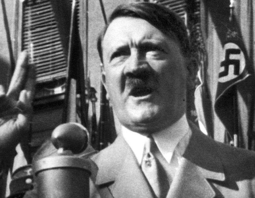75 Jahre NS-Machtübernahme - Adolf Hitler