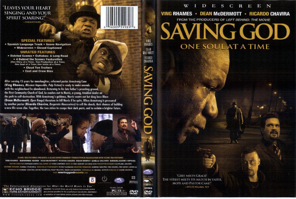 Saving God (2008)