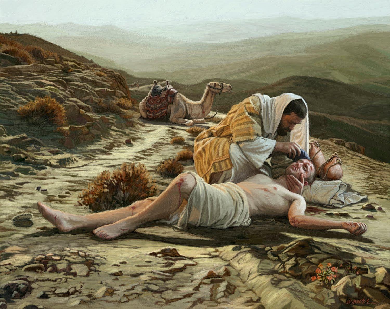 the-good-samaritan-painting